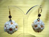 Fabulous Floral Earrings